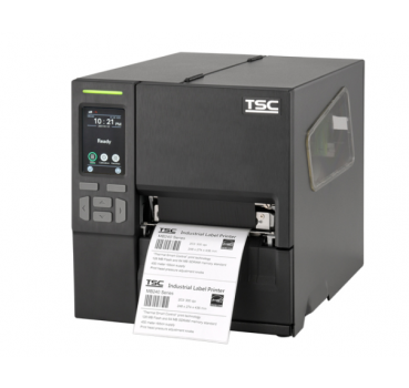 MB340T Thermotransfer Etikettendrucker 300dpi, 7 ips